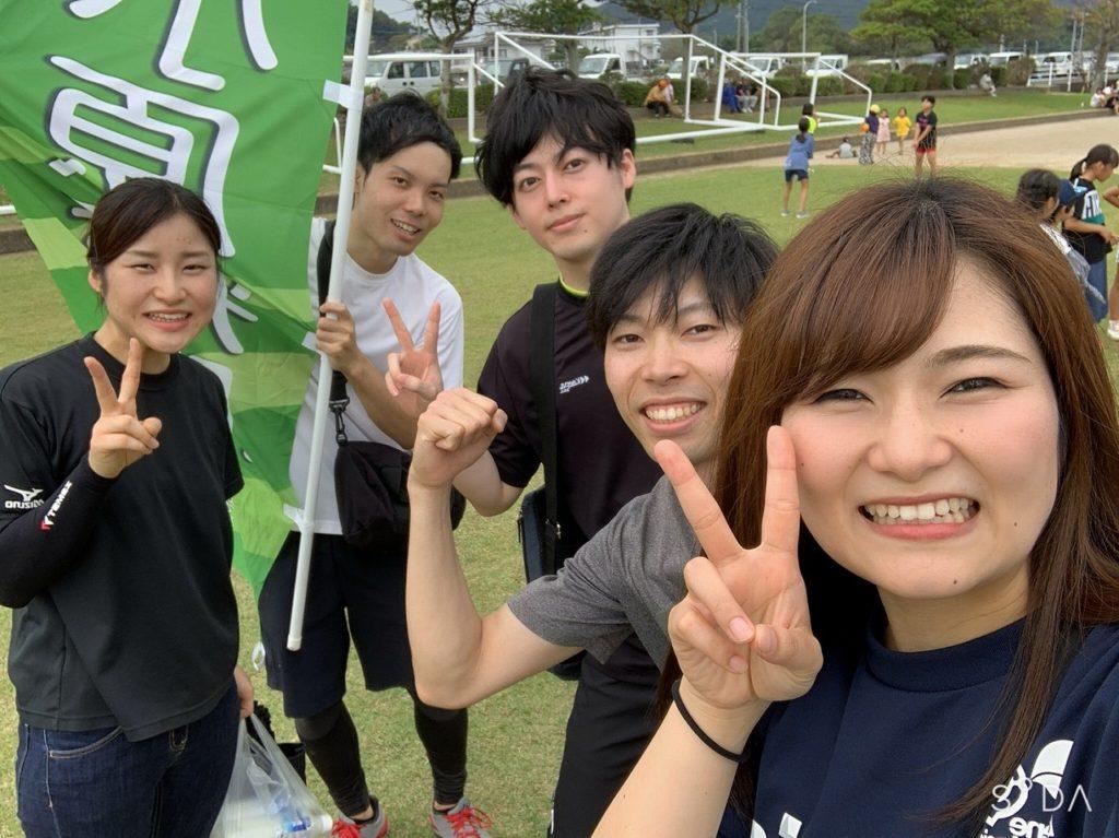 枕崎市民運動会に参加しました